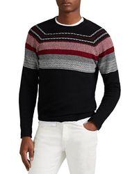 ATM - Men's Merino Fair Isle Sweater - Lyst