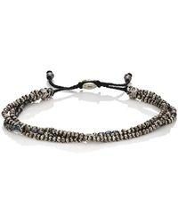 M. Cohen - Triple-strand Bracelet - Lyst