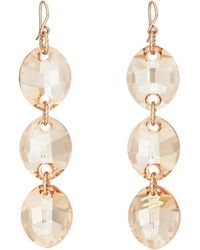 Beck Jewels - Cha-cha Drop Earrings - Lyst