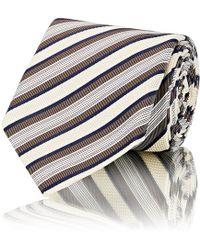 Boglioli - Striped Silk Necktie - Lyst