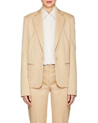 The Row - Felmon Virgin Wool One-button Jacket - Lyst