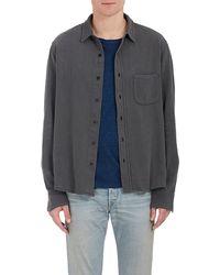 Simon Miller - M100 Arcata Cotton Shirt - Lyst