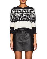 Officine Generale - Anna Wool Sweater Size S - Lyst