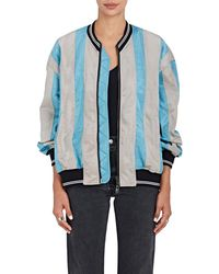 Y. Project - Striped Satin - Lyst