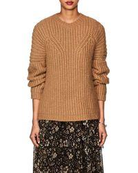 Ulla Johnson - Kitty Alpaca-blend Sweater - Lyst