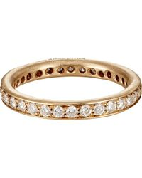 Anaconda - Amorina Eternity Band - Lyst