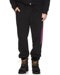Alexander Wang - Cotton French Terry Sweatpants - Lyst