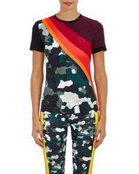 NO KA 'OI - Nana Camouflage-colorblocked Microfiber T - Lyst