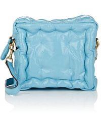 Anya Hindmarch - Chubby Patent Leather Crossbody Bag - Lyst