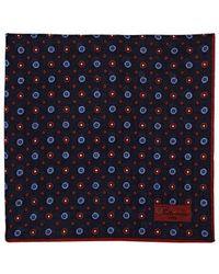 Petronius - Geometric-print Wool - Lyst