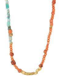 Eli Halili - Mixed-gemstone Beaded Necklace - Lyst