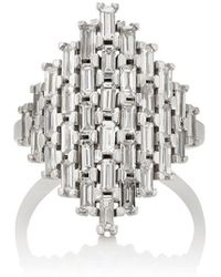 Ileana Makri - Shield Ring - Lyst