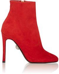 Samuele Failli - Linda Suede Ankle Boots - Lyst