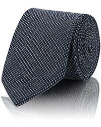 Bigi - Checked Wool Necktie - Lyst