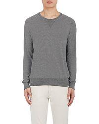 IRO | Kalin Striped Cotton Top | Lyst