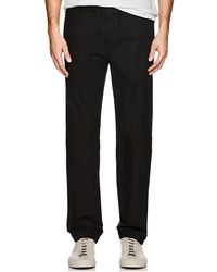 James Perse - Cotton Flannel Drawstring Pants - Lyst