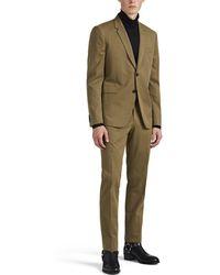 Paul Smith - Kensington Cotton Moleskin Two-button Suit - Lyst