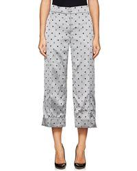 Thom Browne - Shoe-&-bag-pattern Silk Low - Lyst