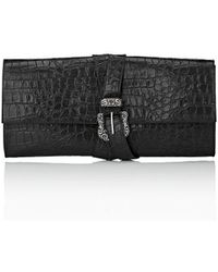 MM6 by Maison Martin Margiela - Belted Oversized Clutch - Lyst