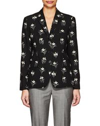 Thom Browne | Embroidered Wool | Lyst