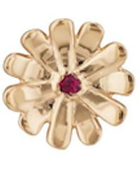 Barneys New York - Ruby Daisy Stud Earring - Lyst