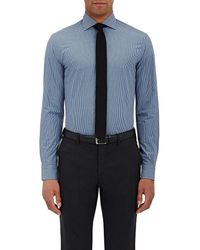 Ralph Lauren Black Label - Poplin Button - Lyst