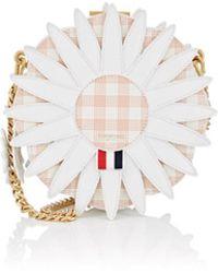Thom Browne - Flower Leather Shoulder Bag - Lyst
