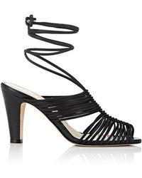 Sarah Flint - Ivy Leather Ankle - Lyst