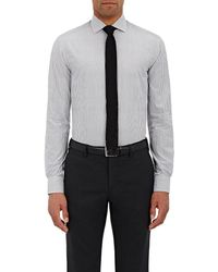 Ralph Lauren Black Label - Poplin Button-front Shirt - Lyst