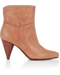 10 Crosby Derek Lam - Dannie Leather Ankle Boots - Lyst