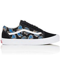 Vans Og Old Skool Sneakers - Black