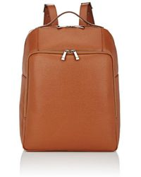 Barneys New York Structured Backpack