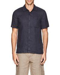 Blank NYC - Linen Shirt - Lyst