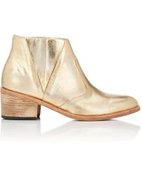 Esquivel - Leather Chelsea Boots - Lyst