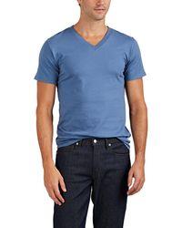Zadig & Voltaire - Tosca Cotton V-neck T-shirt - Lyst