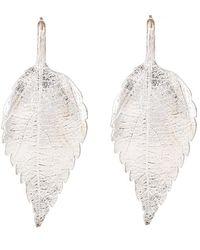 Aurelie Bidermann - Central Park Drop Earrings - Lyst