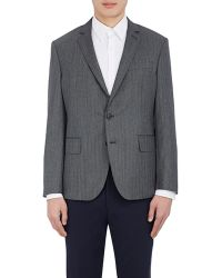 Brooklyn Tailors - Men's Herringbone-weave Sportcoat - Lyst