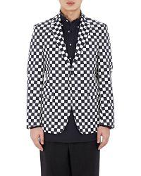 Wooster + Lardini - Gabardine Two-button Sportcoat - Lyst