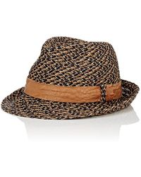 Barbisio - Woven Trilby - Lyst