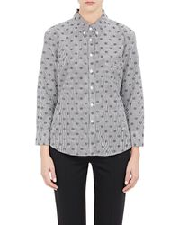 Band of Outsiders - Poplin Shirt Size 1 - Lyst