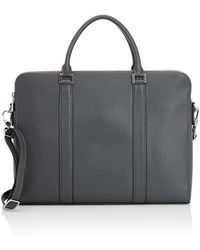 Barneys New York - Men's Three-compartment Briefcase - Lyst