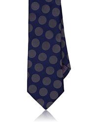 Ted Baker - Polka Dot Jacquard Necktie - Lyst