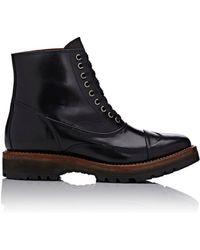 Julian Boots - Wingtip Cap - Lyst