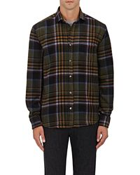 Inis Meáin - Plaid Wool - Lyst