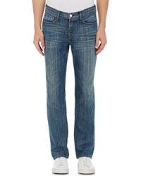 Earnest Sewn - Fulton Classic Straight Jeans - Lyst
