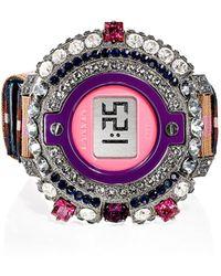 Lanvin - Timeless Bracelet - Lyst