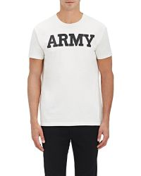 NLST - Army Jersey T - Lyst