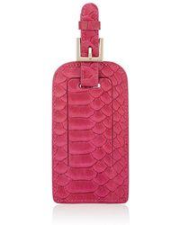 Barneys New York - Luggage Tag - Lyst