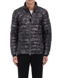 Isaora - Camouflage Down Coat - Lyst
