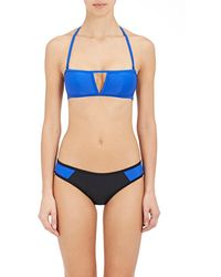 Chromat - Cageback Bandeau Bikini Top - Lyst
